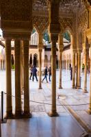Alhambra-pelarsal