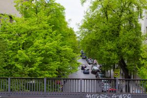 Gas weg! ...Berlin