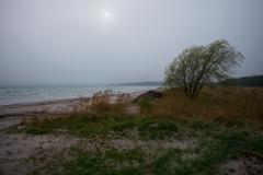 Friska vindar och dimma i maj...