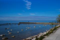 Visby strand