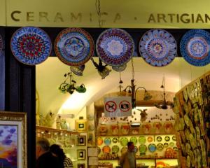 Keramik i Amalfi