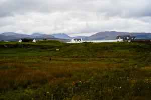 Landskap Isle of Skye