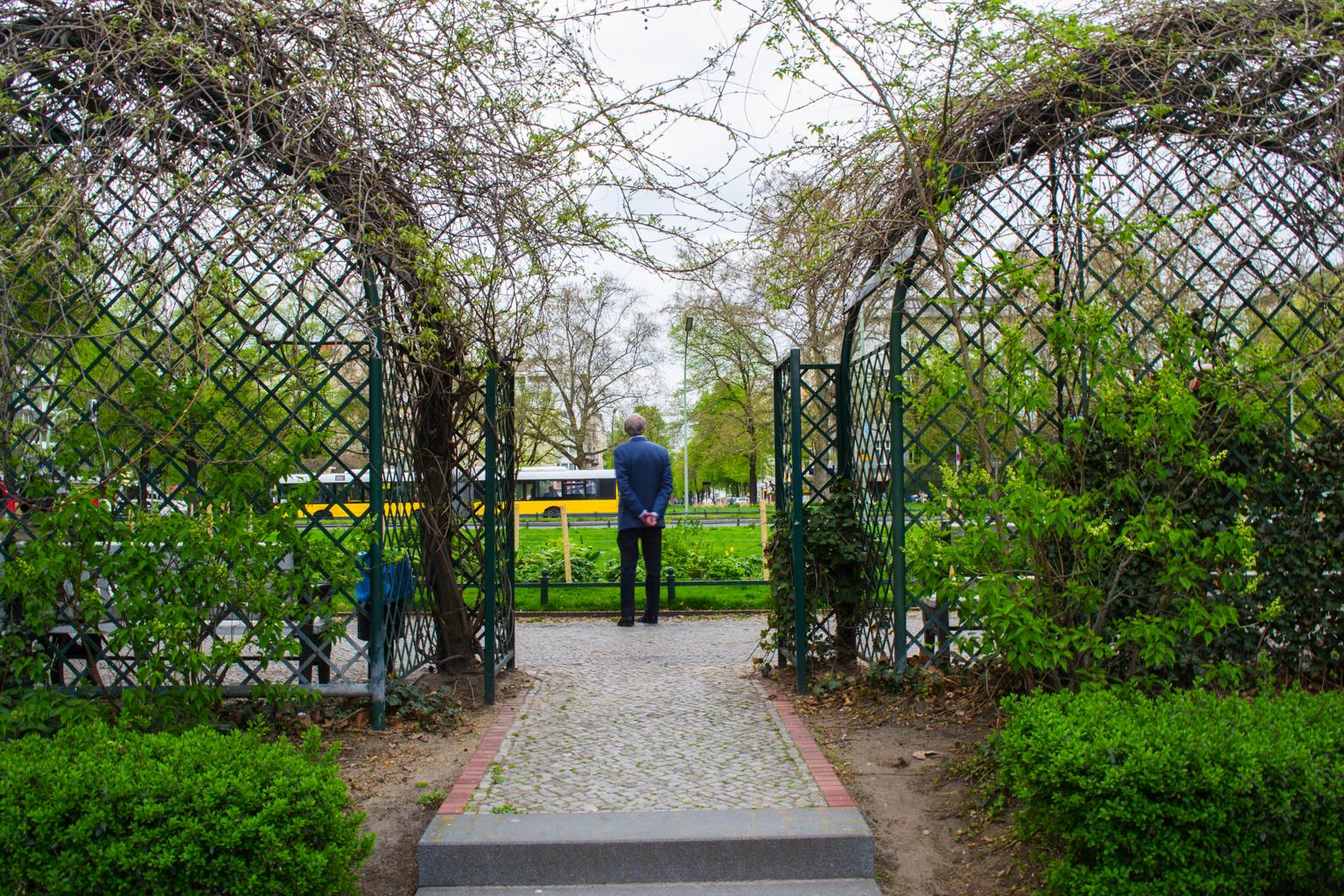 Kreativ grönska Berlin