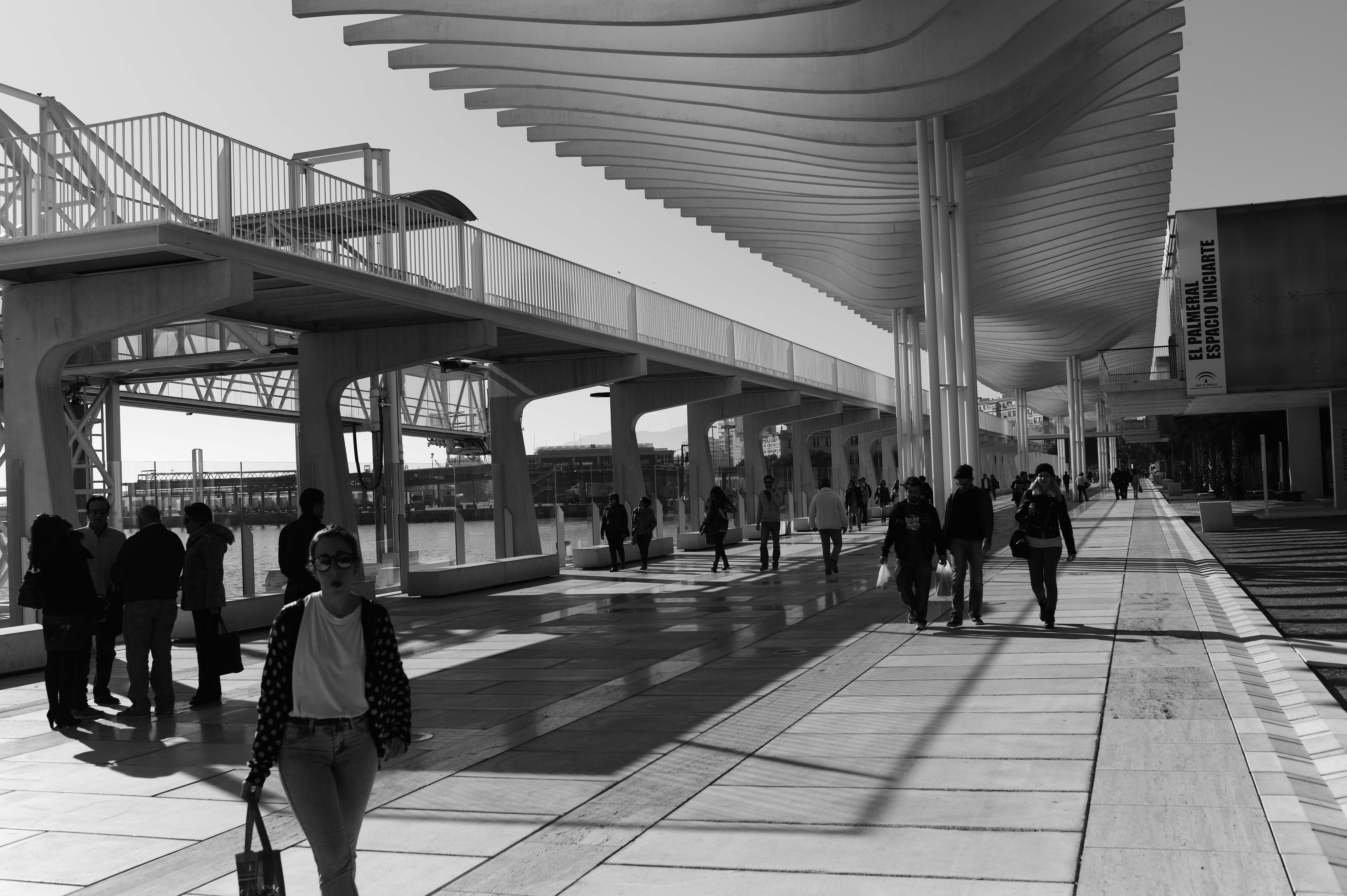 Promenaden-Malaga