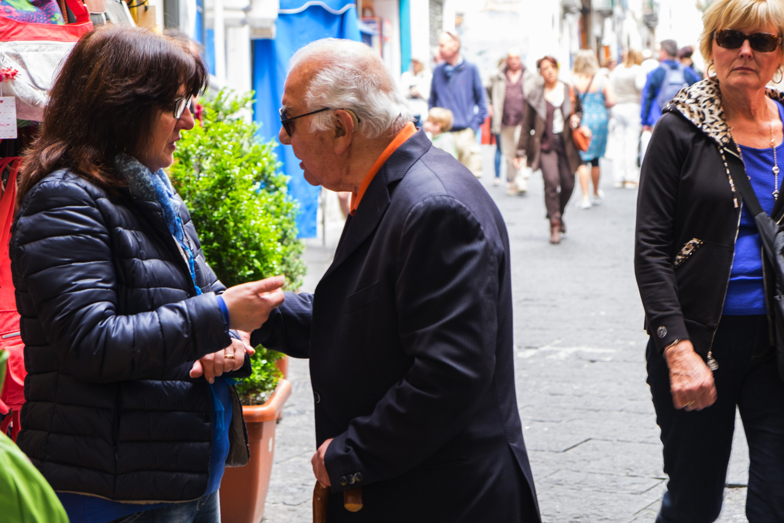 Samtal Amalfi