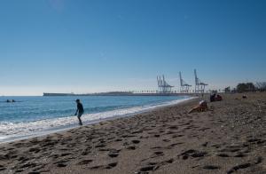 Malaga-strand